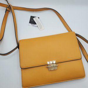 Beautiful Mustard Yellow Crossbody Bag